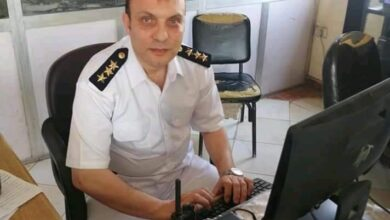 صورة ترند نيوز تهنئ النقيب نجاح شحاته لتكريمه من مدير أمن المنيا