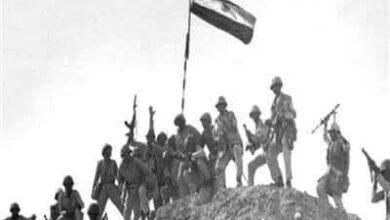 صورة برقية تهنئة بذكرى أكتوبر من منظمة الحق لرئاسة الجمهورية