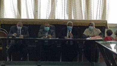صورة مجلس مدينة المنيا والتضامن الإجتماعي والتعليم يعقدون اجتماع اللجنة الفرعية لحماية الطفل