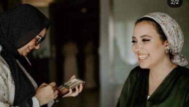 صورة مريم مخلوف: هذه أسرار الحصول على إطلالة خالية من الأخطاء في زفافك