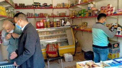 صورة الوحدة المحلية لمركز العدوة بالمنيا حملات رقابية على المطاعم والمقاهي لمتابعة الإجراءات الوقائية