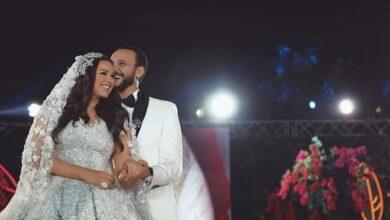 صورة زواج هنادي مهنا يغضب نقابة المهن الموسيقية من جديد