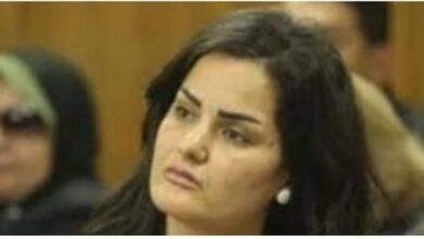 صورة سما المصرى خلف القضبان تعرف على مصيرها