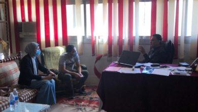 صورة دار العلوم بالمنيا في ثوب تدريبها الميداني الجديد