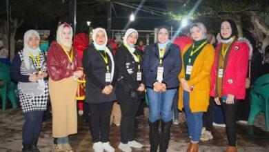 صورة نادي المنيا الرياضي يعقد لقاءاً لتقديم أحدث طرق طهي الوجبات والسلطات