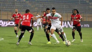 صورة الطلائع يقصي الزمالك من كأس مصر