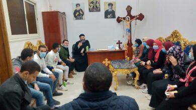 صورة «كلنا واحد» مبادرة شبابية للتعايش السلمي بمحافظة المنيا