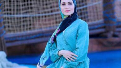 صورة أميرة محمد تتعاقد على تقديم برنامج السعرات الحرارية