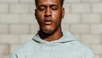صورة الفنان العالمي Joshua Harrell يشارك في فيلم ليالي دهب
