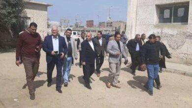 صورة في حضور النواب إدارة الزراعة بسمالوط تستعد لاستقبال موقف المنيا
