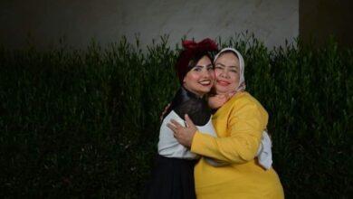 """صورة قصيدة """"أنتِ أجمل هدية يا أمي"""" للشاعرة ريهام رمضان"""