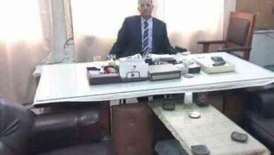 صورة وفاة الاستاذ محمد السوبى رئيس قطاع مطاحن مصر الوسطى بالمنيا