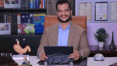 صورة محمد الفولى: عمليه تكميم المعده من أنجح عمليات علاج السمنه المفرطه