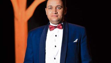 صورة ترند نيوز تهنئ محمود خلف بمناسبة حفل زفافه
