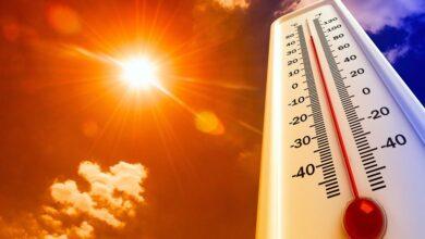 صورة احذر التعرض للشمس ..غداَ ارتفاع شديد لدرجات الحرارة