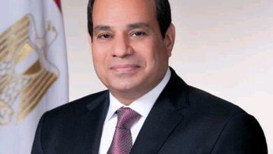 صورة بمناسبة عيد القيامة المجيد الرئيس السيسي يهنئ الأقباط المصرين بالخارج