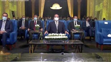 صورة مصر تسحر العالم بموكب نقل مومياوات الملوك