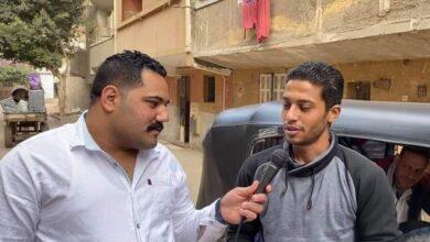صورة «عمر رضا » يكشف كواليس برنامج يستحوذ علي قلوب أهالي حلوان بالقاهرة