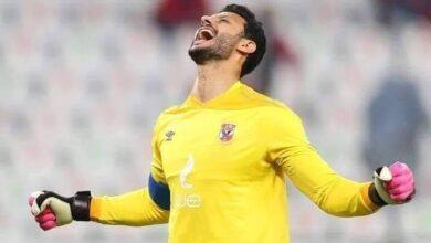 صورة إصابة محمد الشناوي بفيروس كورونا بعد خضوعه للمسحه الثانية