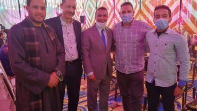 صورة ترند نيوز تهنئ الدكتور أحمد التلاوي بمناسبة حفل زفافه