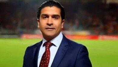 صورة أحمد سمير رئيسا للإتحاد العربي للميني فوتبول
