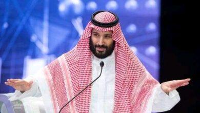 صورة ولي العهد السعودي يدعو لوقف إطلاق النار باليمن وأمريكا ترحب