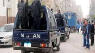 صورة ضبط وإحضار وتنفيذ أحكام وحملات مرورية مكبرة في أسوان اليوم