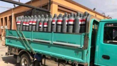 صورة بأمر السيسي إرسال 30 طن أجهزة طبية لمساعدة الهند
