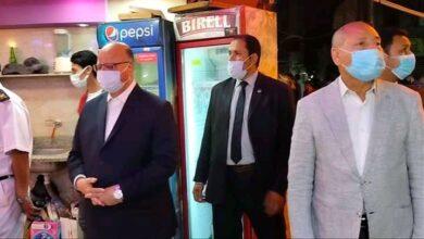 صورة بعد قرار منع الشيشة محافظ القاهرة يقرر تشميع الكافيهات المخالفة لهذا القرار لمدة شهر