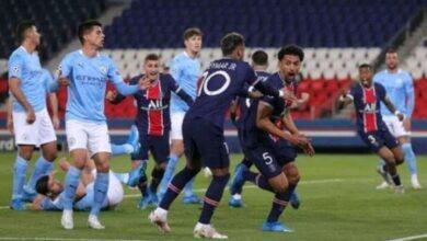 صورة ضرب النار مباراة بنكهة النهائيات في نصف النهائي دوري أبطال أوروبا