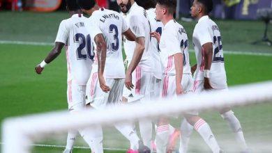 صورة ريال مدريد يسقط الغواصات الصفراء ويودع الموسم بدون بطولات
