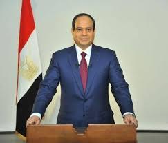 """صورة الرئيس السيسي يهنئ عمال مصر بعيدهم عبر صفحته الرسمية على مواقع التواصل الاجتماعي""""فيسبوك"""""""