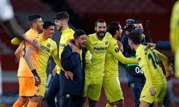 صورة فياريال بطل جديد لأول مرة في تاريخ الدوري الأوروبي