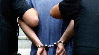 صورة ضبط المتهم بقتل شخص وإصابة 3 آخرين في أسيوط