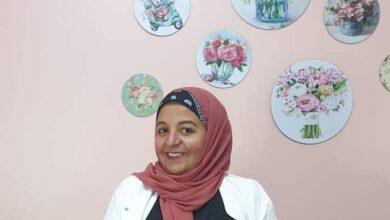 """صورة عزيزة على تطلق مبادرة """"أنتي الأقوى"""" للعمل المنزلى للسيدات"""