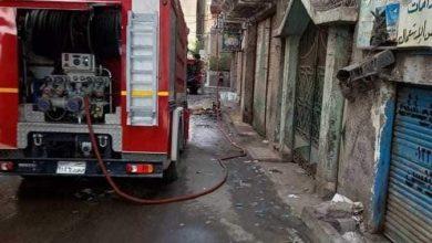 صورة إصابة 3 من أسرة واحدة في حريق نشب في شقتهم بسوهاج