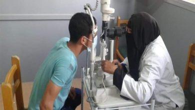 """صورة """"صحة المنيا"""" تُنظم قافلة طبية لأهالي قرية """"صفط الخمار"""""""