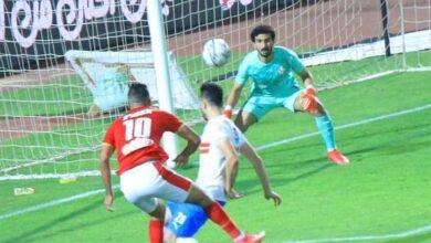 صورة الاهلي والزمالك حبايب بقدمي محسن وساسي في الدوري