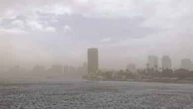صورة رياح وأمطار متقطعة.. الأرصاد تكشف تفاصيل طقس الأربعاء 12 مايو