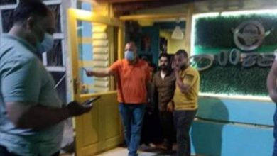 صورة تحرير 8 محاضر لمخالفة الإجراءات الاحترازية بمدينة المنيا