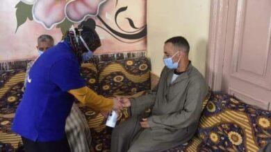 صورة مراكز المنيا تواصل تطبيق الإجراءات اجراءات الوقائية والاحترازية لمواجهة كورونا