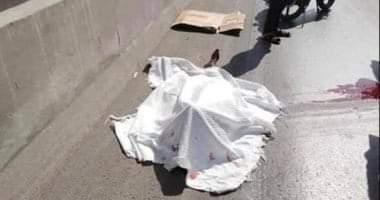 صورة مصرع شخص وإصابة 4 آخرين فى حادث تصادم سيارتين بالشرقية