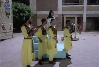 صورة «عروسة القمح» مسرحية فنية علي مائدة ثقافة سمالوط
