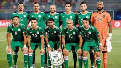 صورة «الجزائر» تفوز على «تونس» ٠/٢ وديا استعدادا لتصفيات المونديال