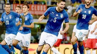 صورة «إيطاليا» تفوز على «ويلز» (1/0) وتحسم التأهل لدور ثمن النهائي من يورو 2020