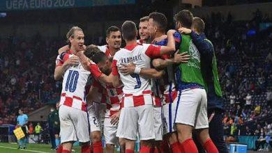 """صورة منتخب كرواتيا يكتسح اسكتلندا بثلاثية ويتأهل إلى دور ال 16 من """"يورو 2020 """""""