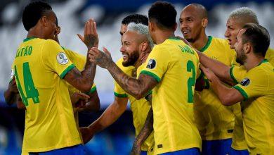 صورة «البرازيل» تكتسح «بيرو» برباعية وتتصدر المجموعة بكوبا أمريكا
