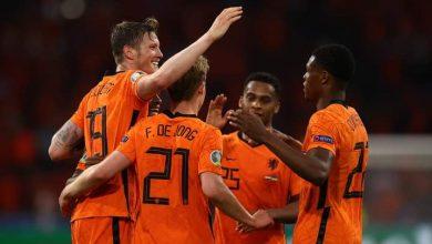 صورة طواحين هولندا تفوز على أوكرانيا في مباراة مثيرة باليورو