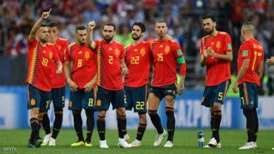 صورة أسبانيا تتعثر أمام بولندا بتعادل ناري باليورو