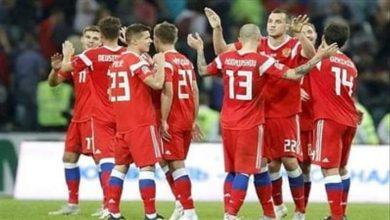 """صورة روسيا تحقق أول فوز لها ببطولة اليورو بالفوز على فنلندا 1/0 في """"يورو 2021 """""""